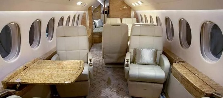 avion interieur