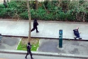 fusillade a paris