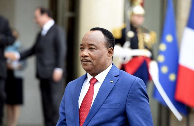 preaident niger