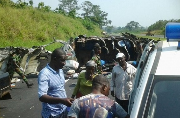 Accident-cote d'Ivoire