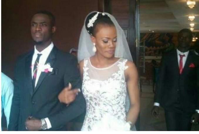 eric bailly marriage 2